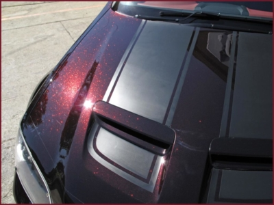 Custom Paint Metal Flake