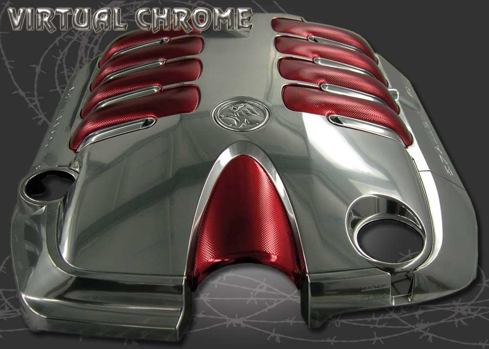 Virtual Chrome - Candy Paint