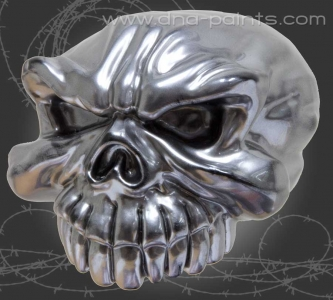 Virtual Chrome - DNA Resin Skull