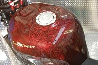 Marbilizer LA08 Red Flare