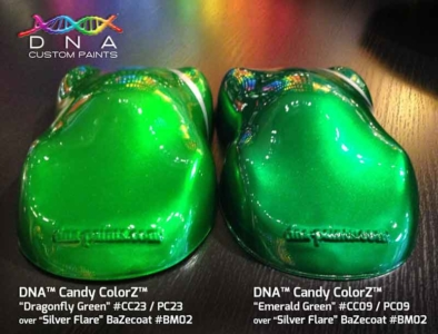 Candy ColorZ Green