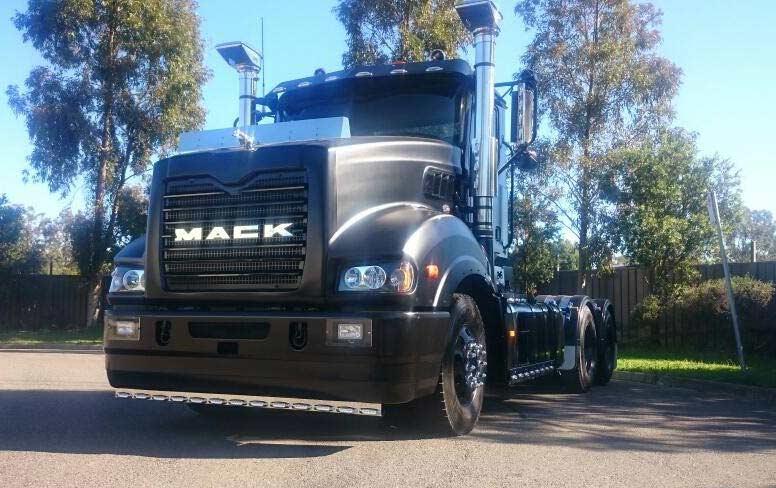 Flat Clear Truck (FC01)