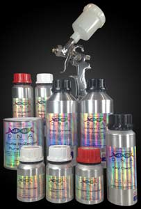 500ml Virtual Chrome Kit