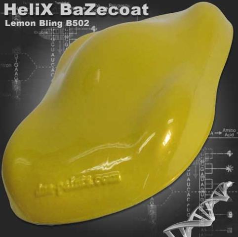 HeliX BaZecoat - Lemon Bling