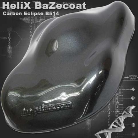 HeliX BaZecoat - Carbon Eclipse