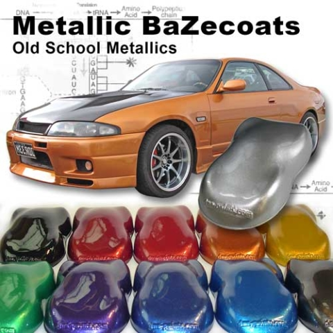 Metallic Basecoat - Custom Paint