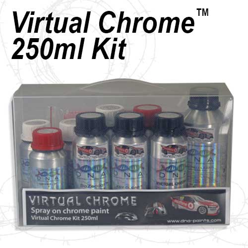 Virtual Chrome Kit 250ml