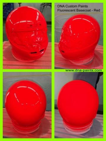 Fluorescent Helmet