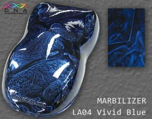 "Marbilizer  LA04 ""Vivid Blue"""