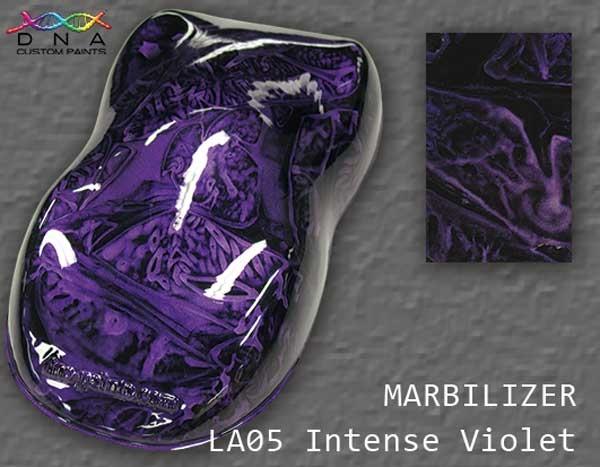 """Marbilizer LA05 """"Intense Violet"""""""