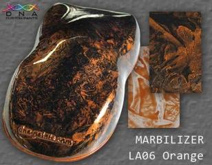 """Marbilizer LA06 """"Orange"""""""