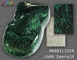 """Marbilizer LA09 """"Emerald"""""""