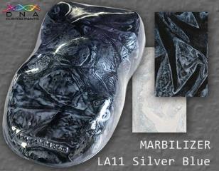 """Marbilizer LA11 """"Silver Blue"""""""