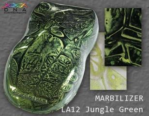 """Marbilizer LA12 """"Jungle Green"""""""