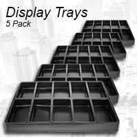 Aero Shape  display trays - Medium